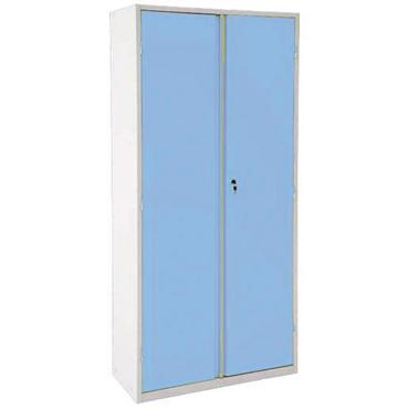 Armário em MDP ou MDF na cor azul claro