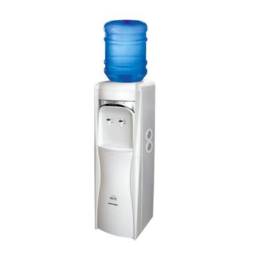 Bebedouro coluna para garrafão água gelada e natural