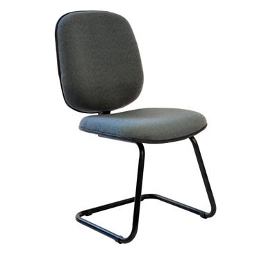 Cadeira diretor fixa pé Eski