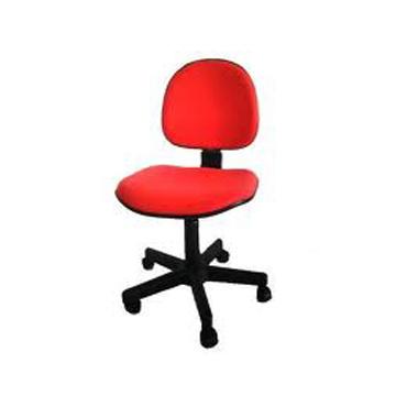 Cadeira secretária sem apoio para os braços