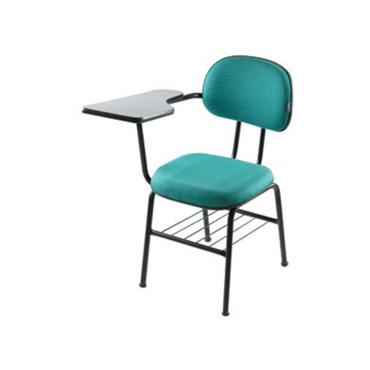 Cadeira universitário com prancheta