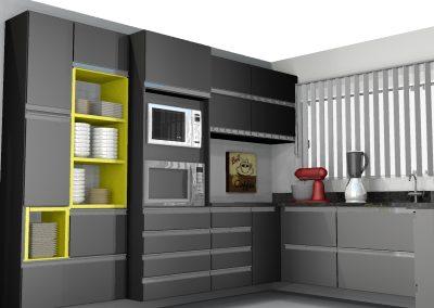 Novo projeto de móveis