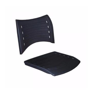Kit Assento e encosto para a cadeiras ISO