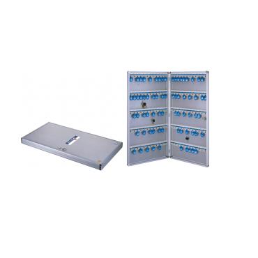 Organizador de chaves em aluminio C120 chaves claviculário BLM 0120